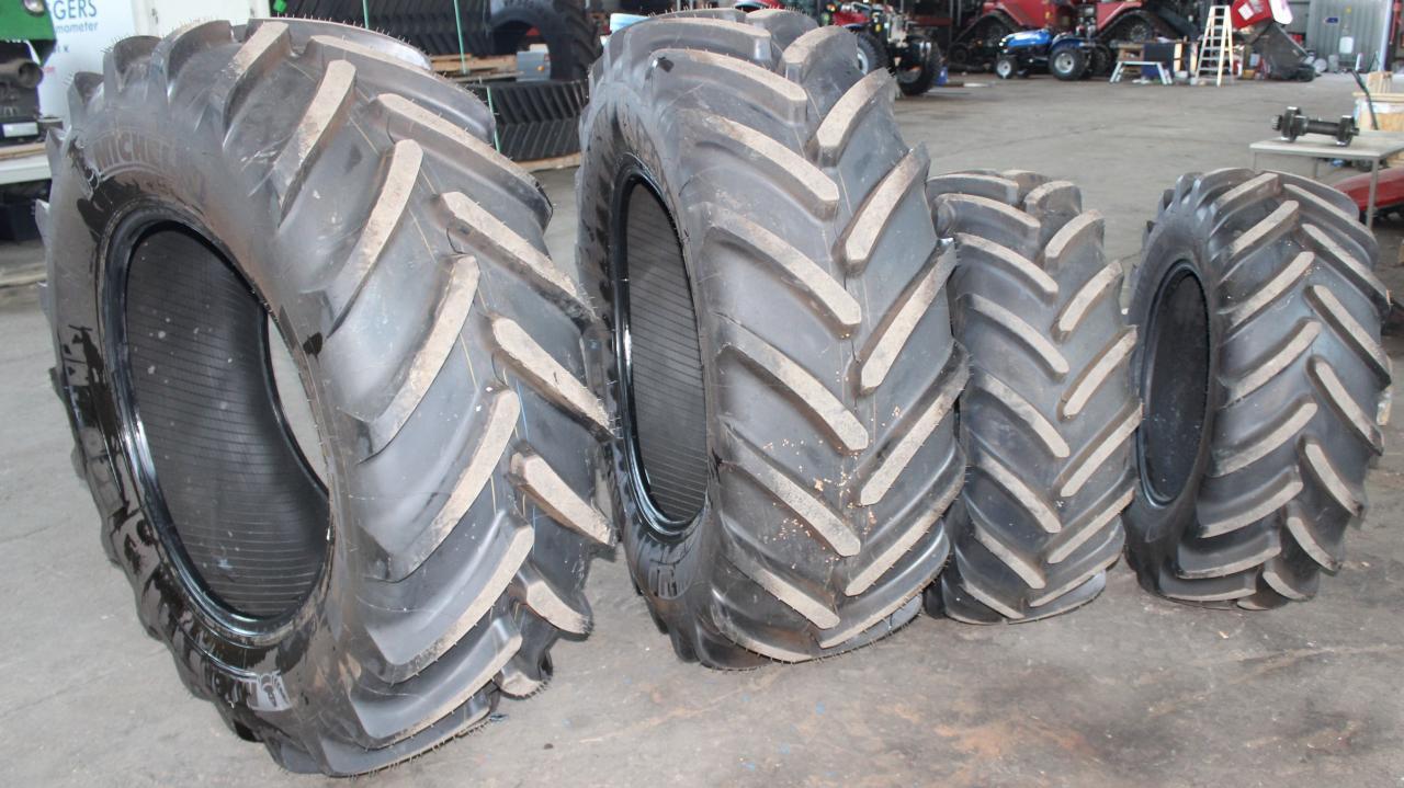 Michelin 540/65 R 34 und 420/65 R 24