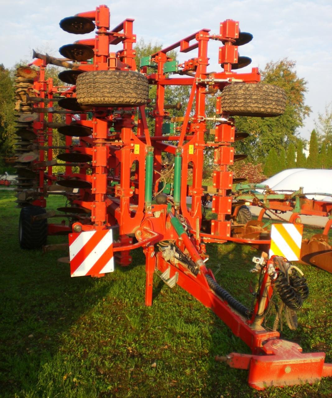 Kverneland CTC 627 Stoppelgr.