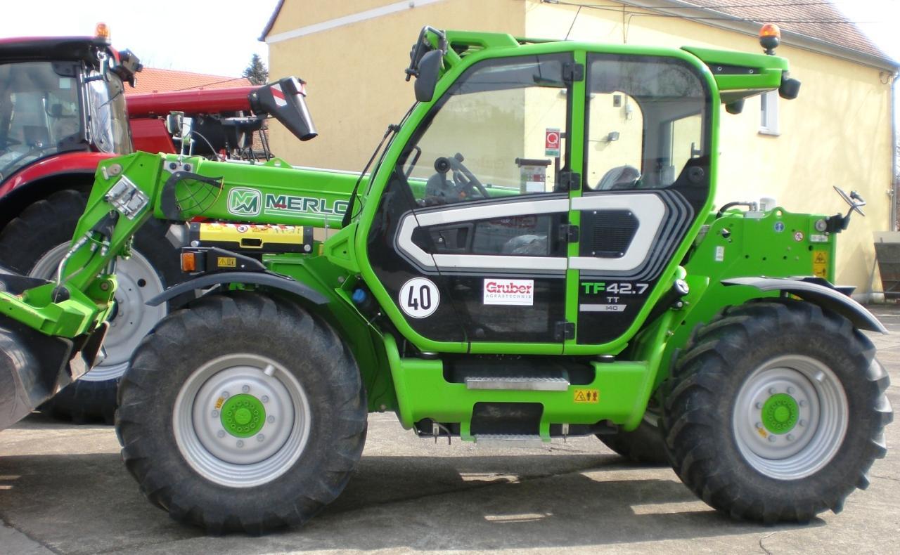 Merlo Merlo TF 42.7 TT-140