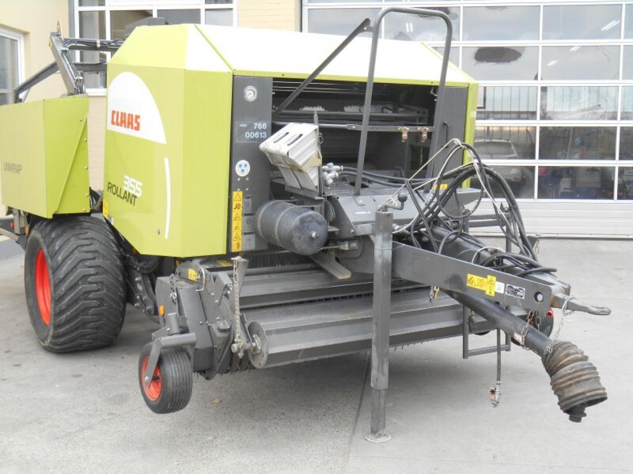 Gemeinsame Gebrauchtmaschinen - Müller Landtechnik @WE_06