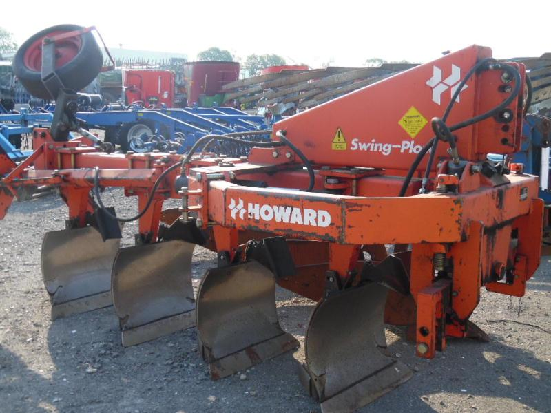 Howard SWING-PLOW