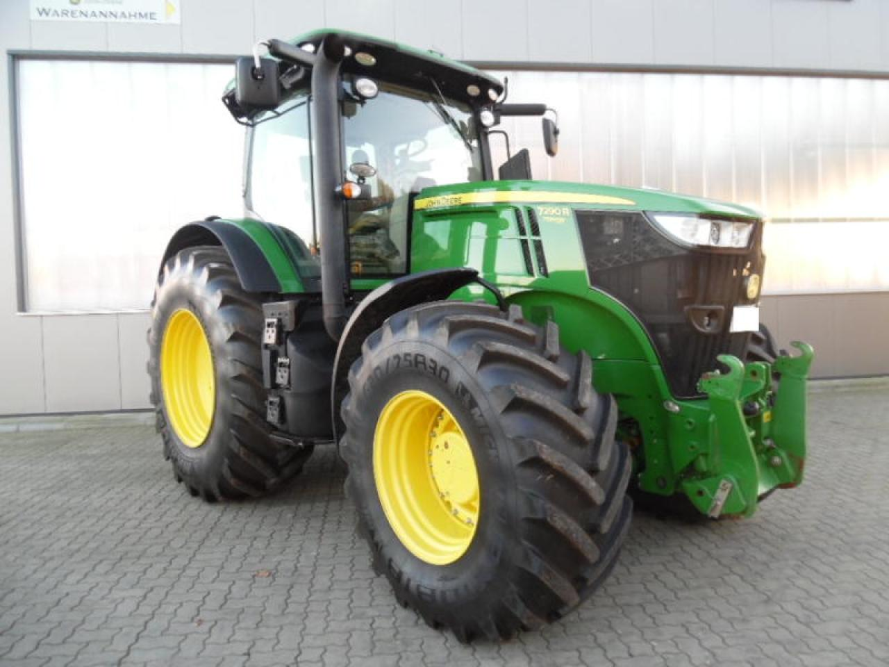 John Deere 7290R ULTIMATE