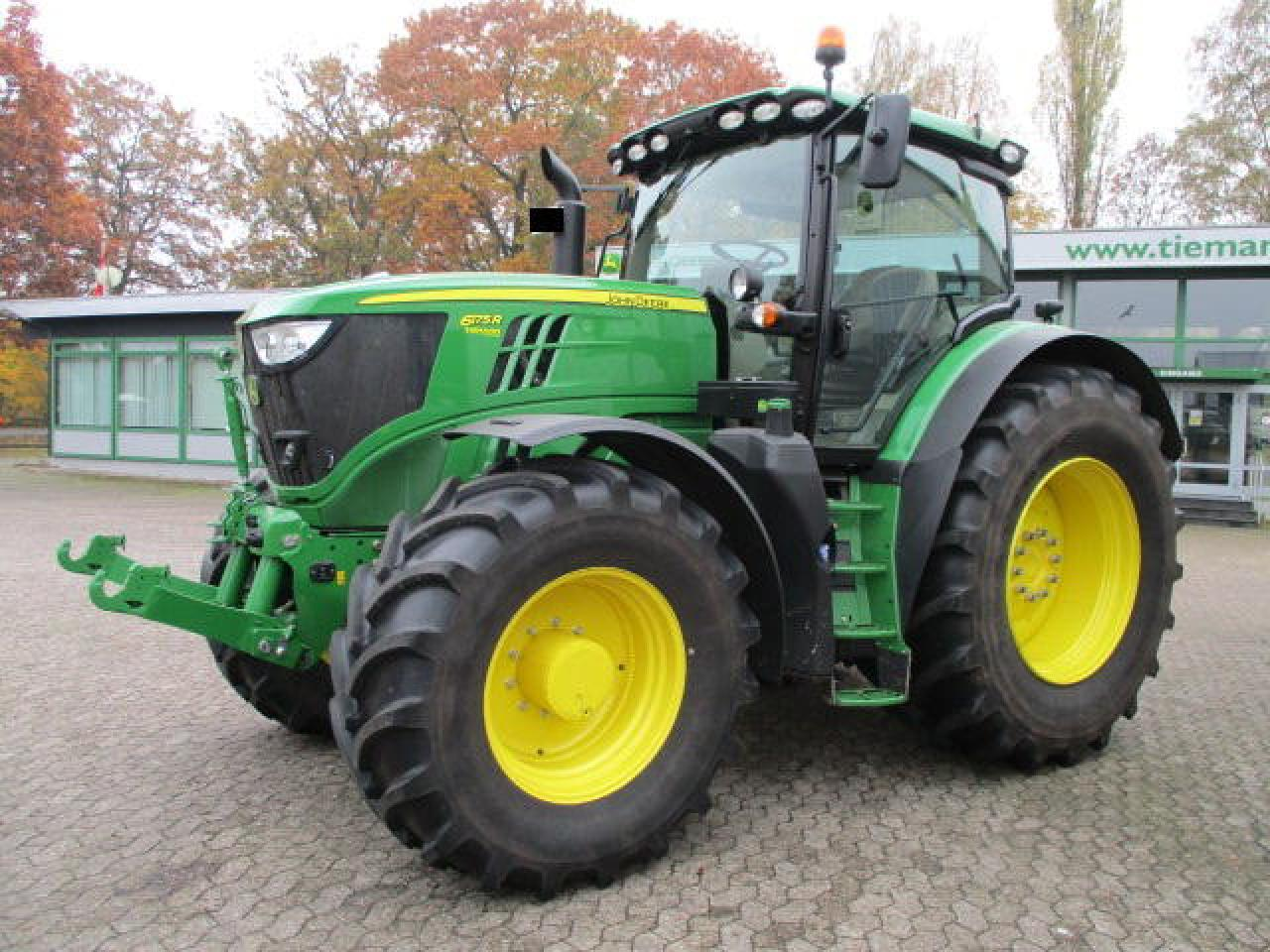John Deere 6175R ULTIMATE