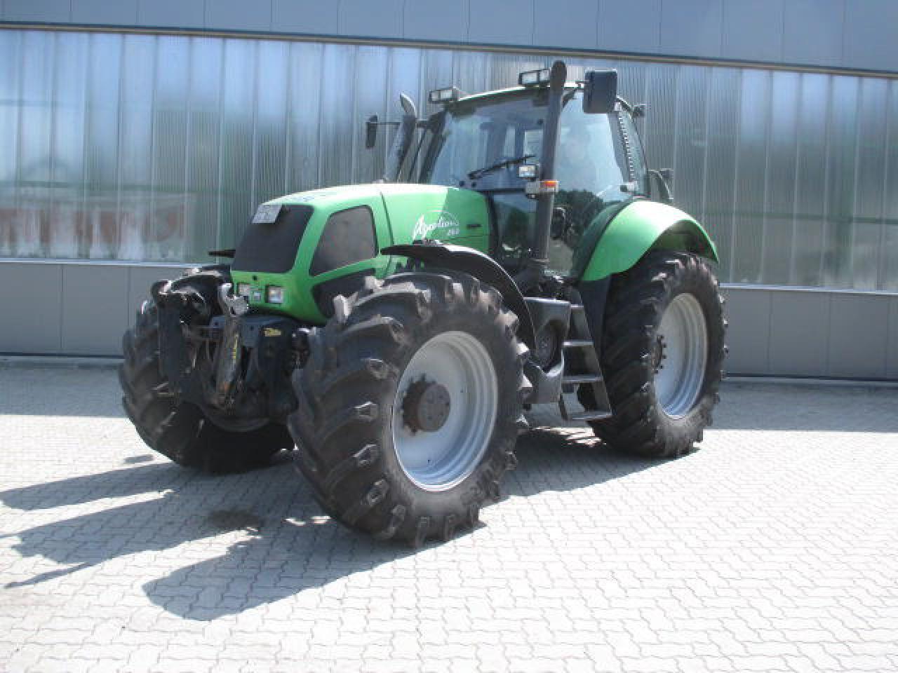 Deutz-Fahr AGROTRON260