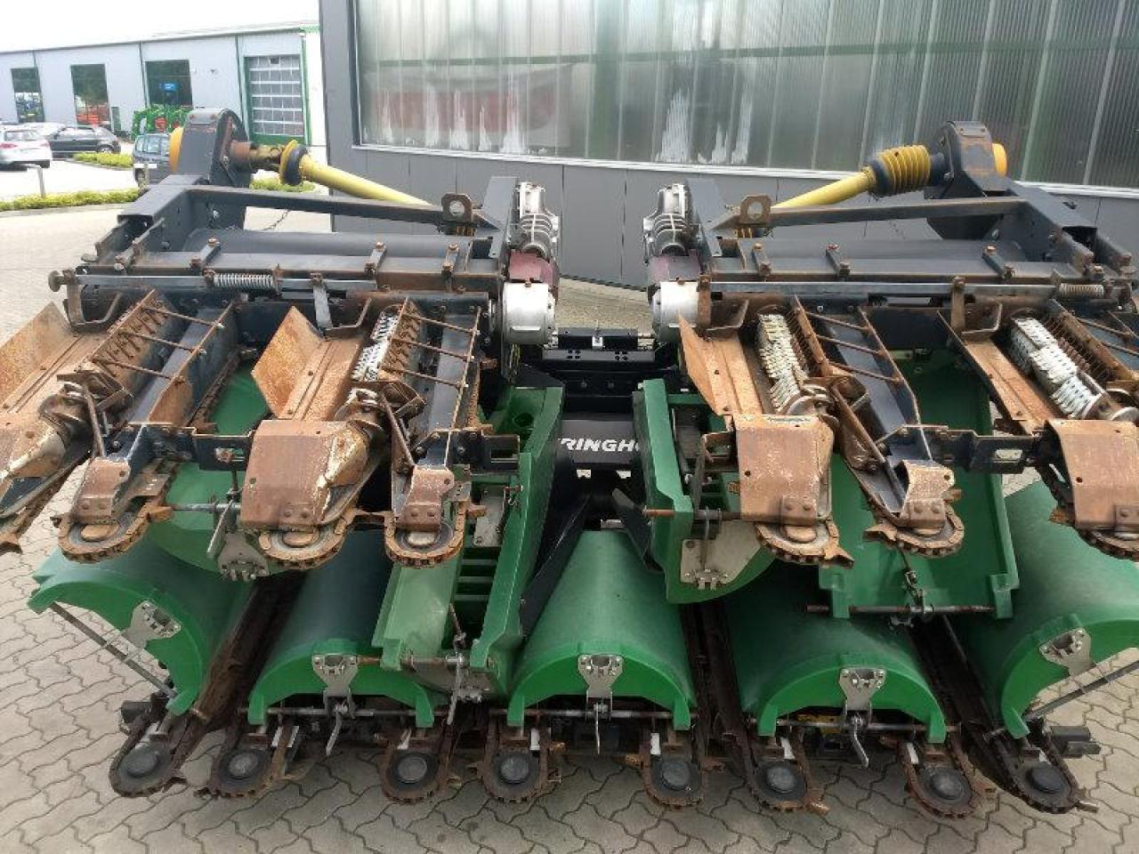 Geringhoff PCA 8000/FB