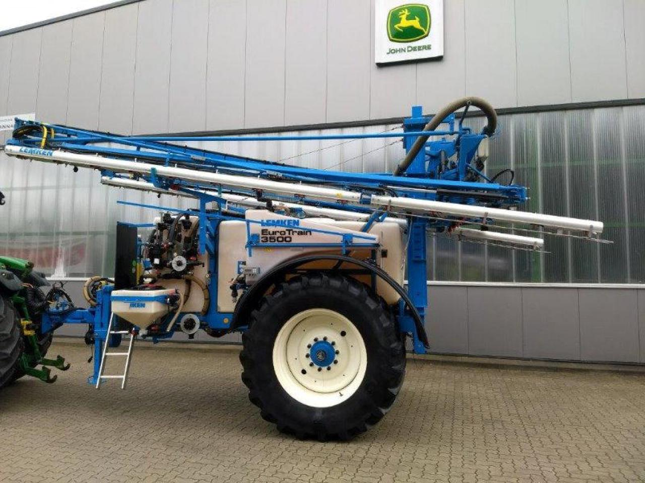 Lemken EURO TRAIN 3500