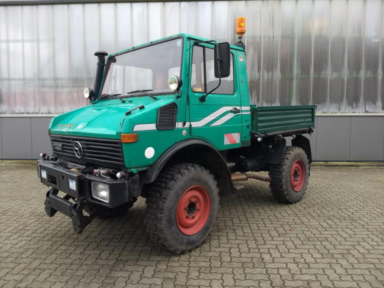 Daimler UNIMOG U1000