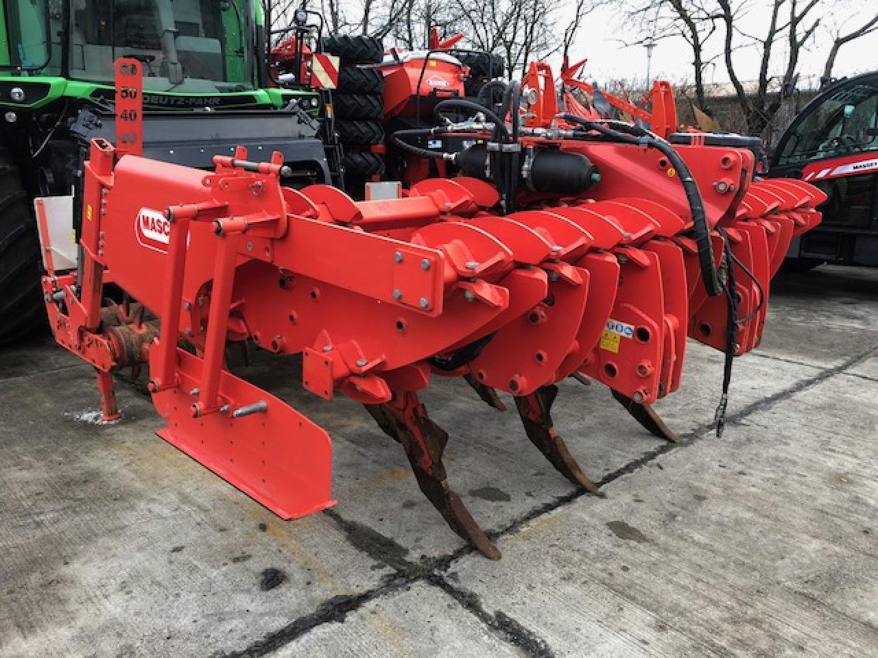 Maschio Artiglio 300 hydraulische Steinsicherung