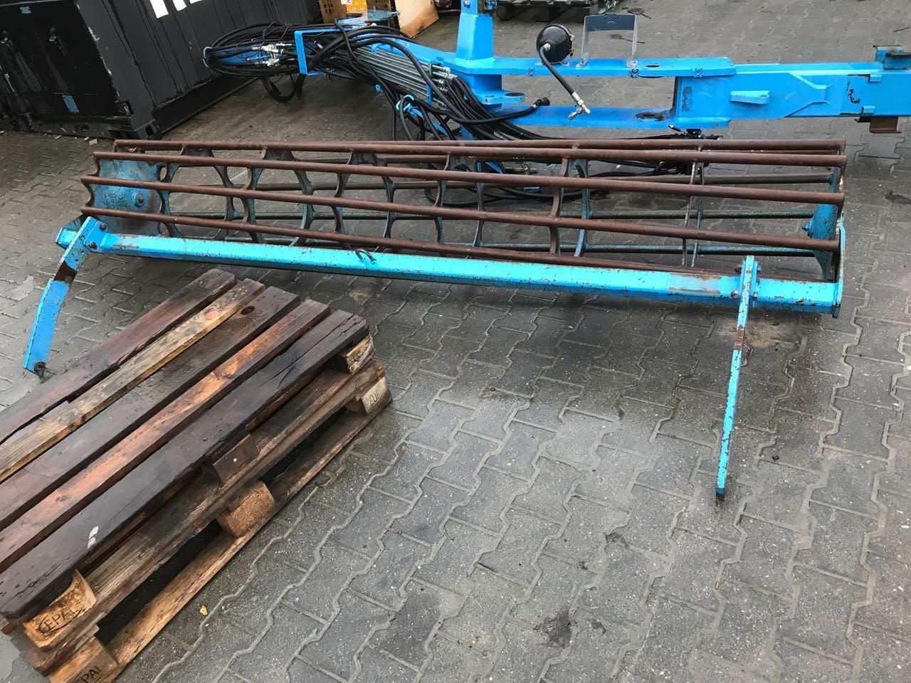Lemken Rohrstabwalze 540 mm