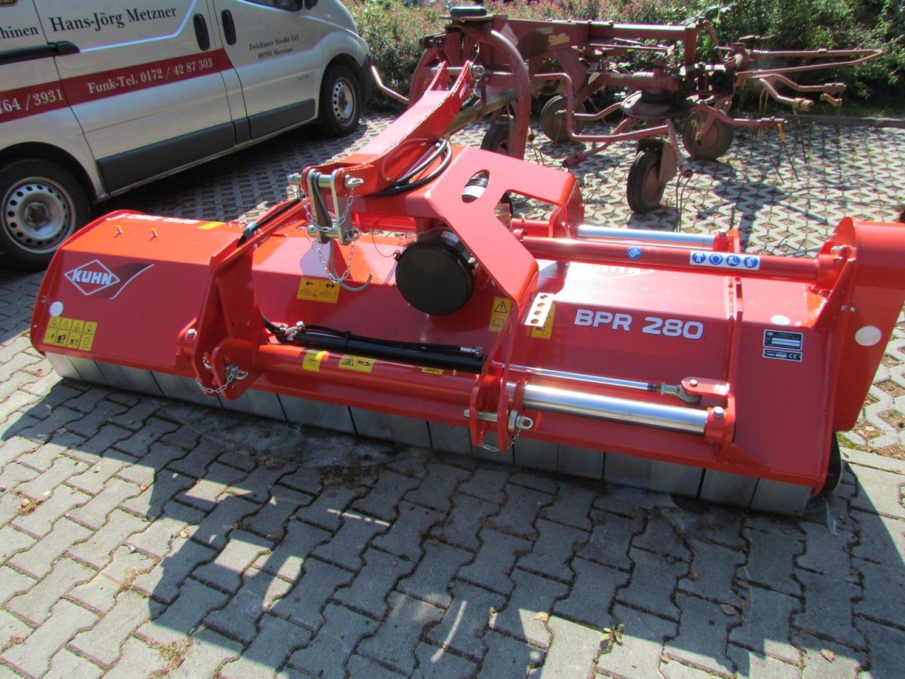 Kuhn BPR280