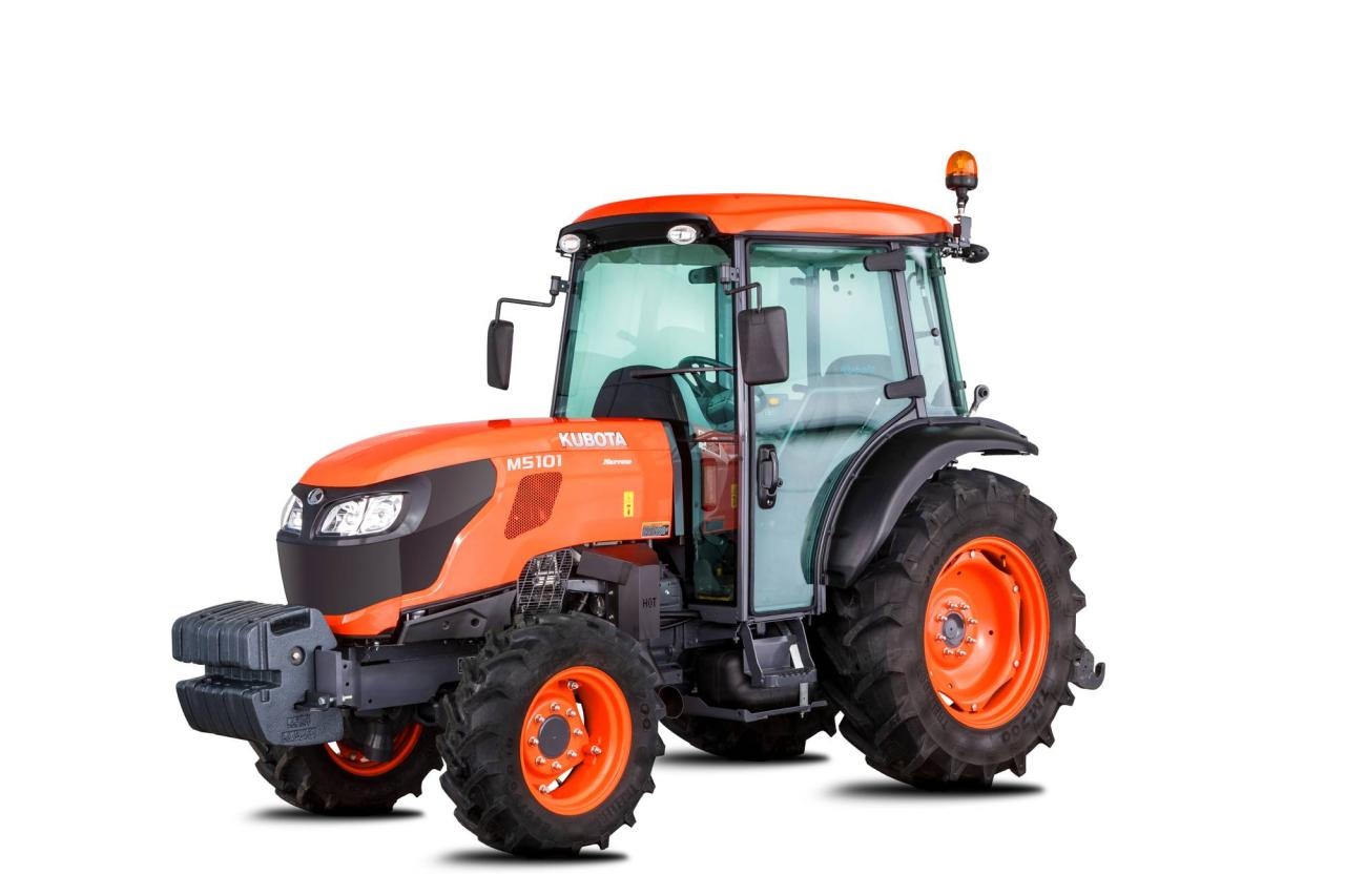 Kubota M 5071 Narrow
