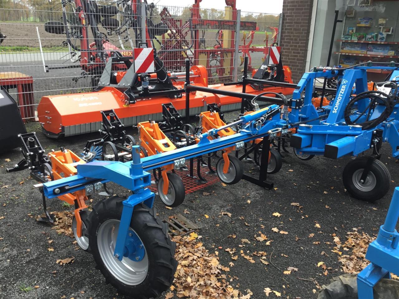 Schmotzer KHM 8x75 Hydro AV5