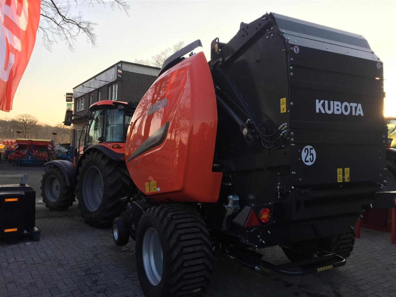 Kubota BV 5200 SC 14