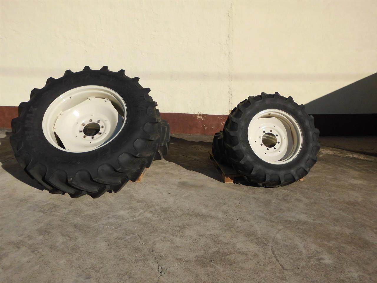 Kleber Reifen-Komplettsatz