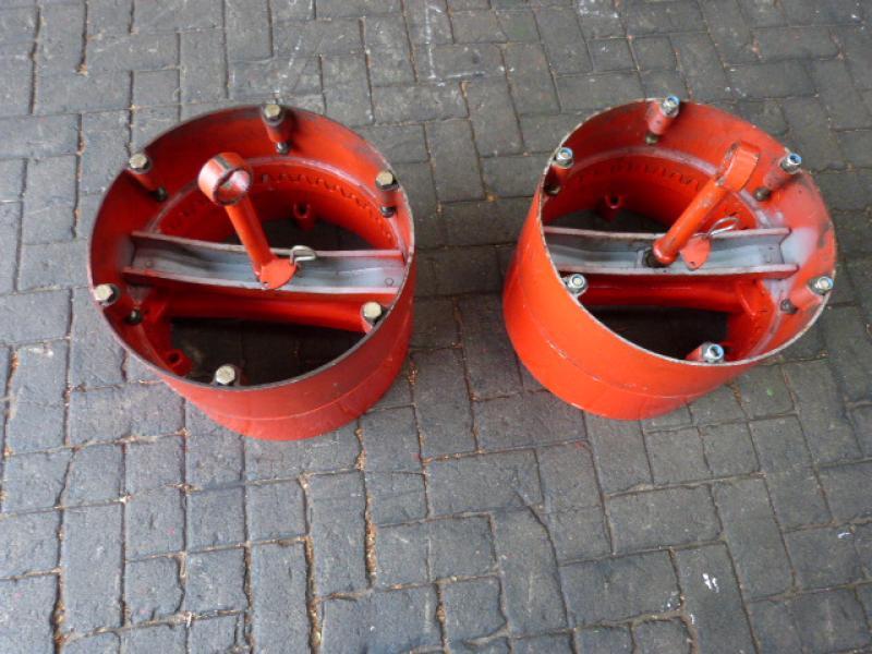 Kock & Sohn Zwillingskupplung