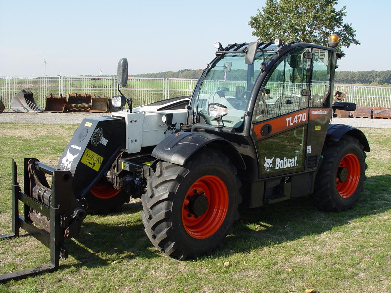 Bobcat TL 470XHF
