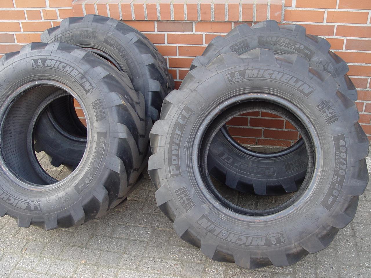 Michelin 400/70-20
