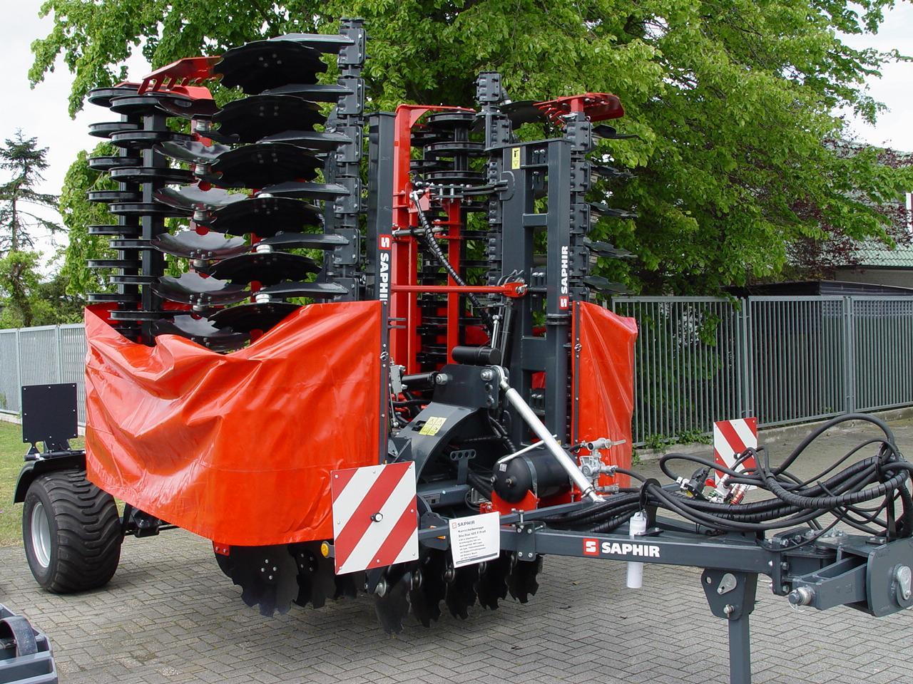 Saphir Discatar 605F