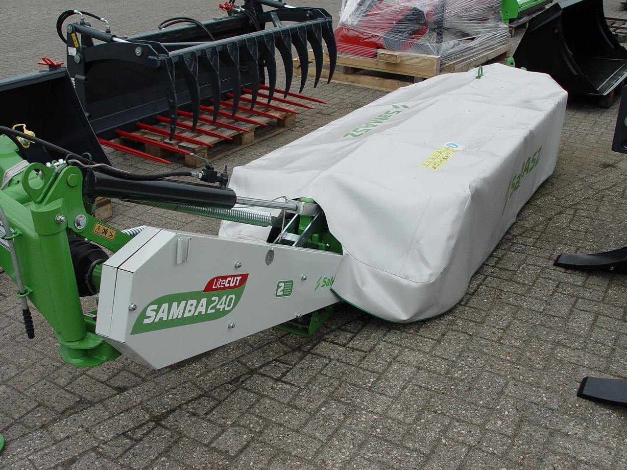 SaMASZ Samba 240