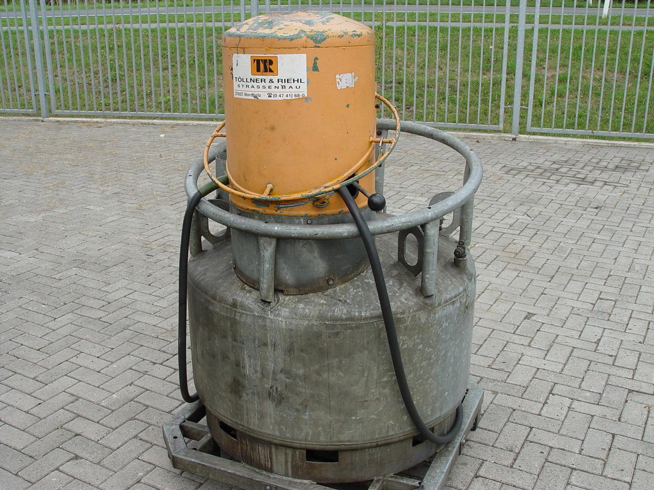 Tankanlage Rietberg Baustellentank