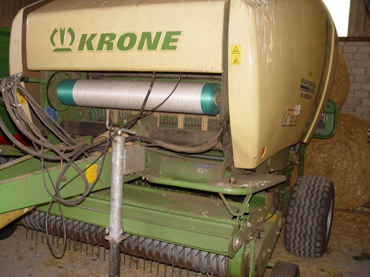 Krone Comprima F155XC