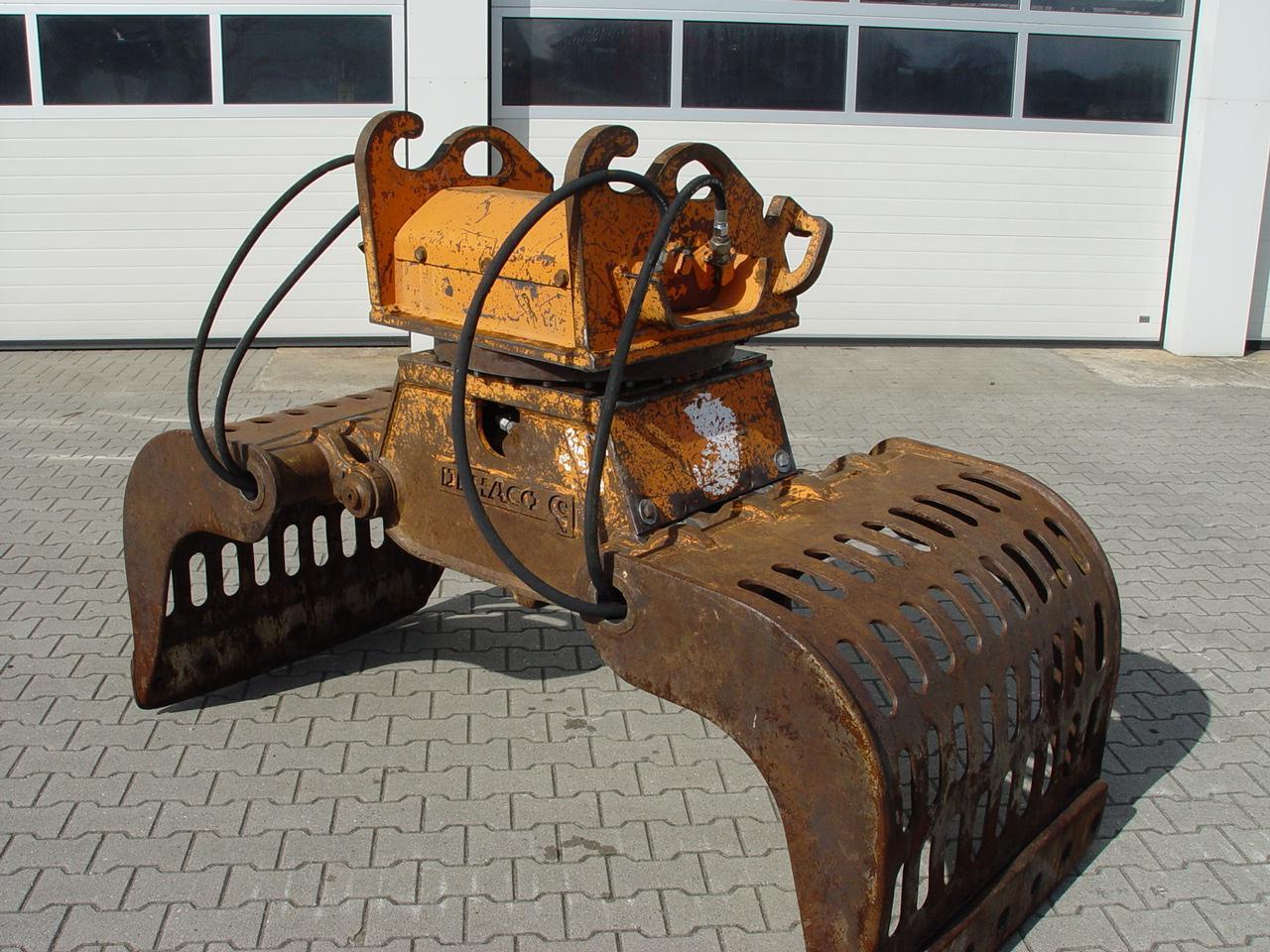 Sortiergreifer Dehaco S1200D