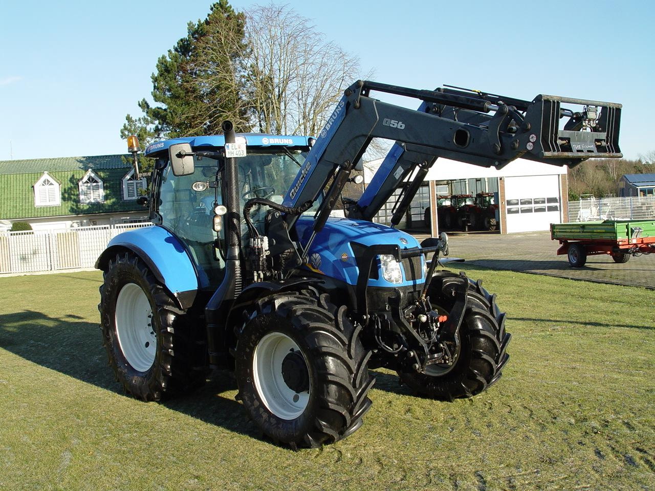 ALÖ Q56 New Holland - Case - Steyr