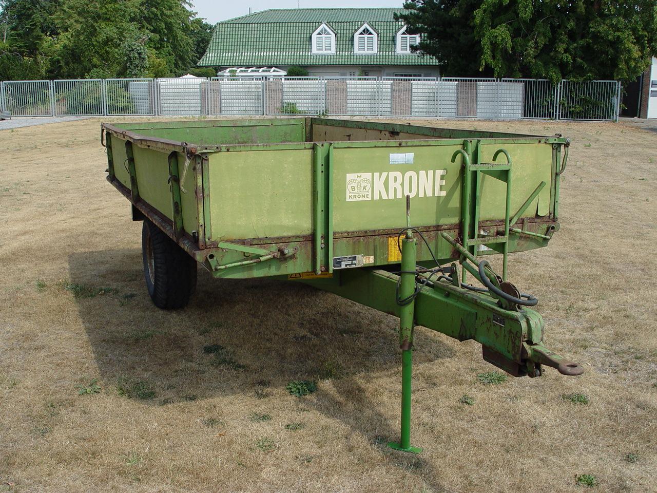 Krone EDK 210/6