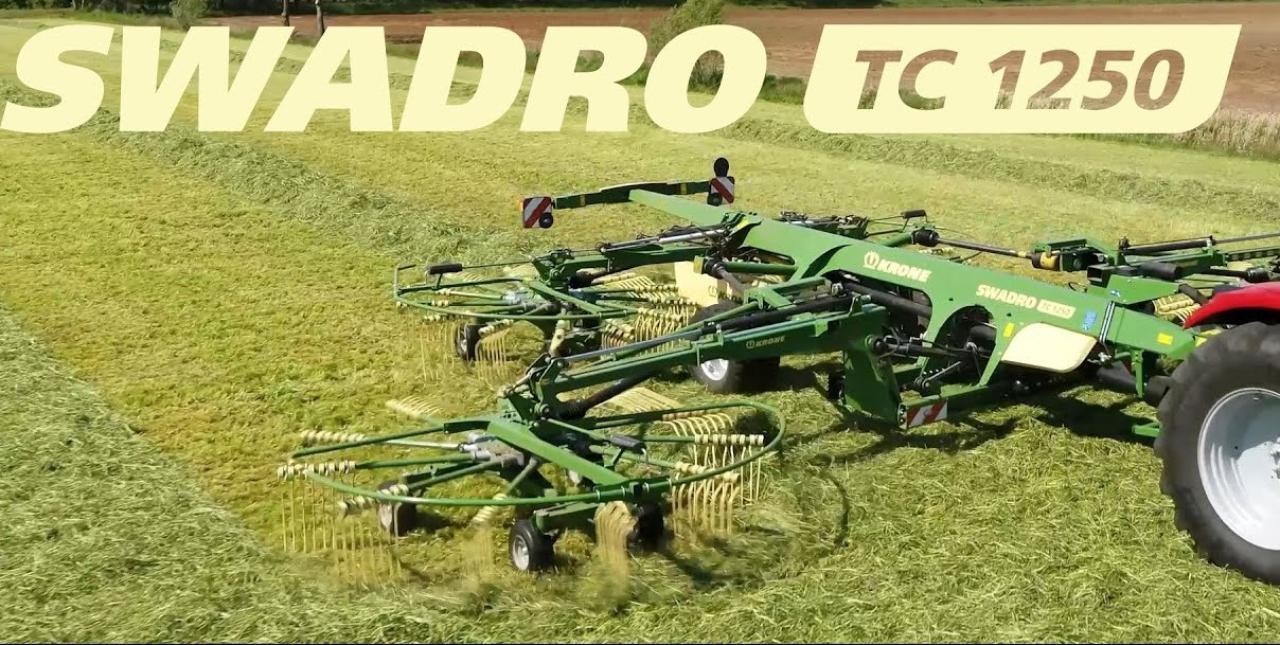 Krone SWADRO TC 1250