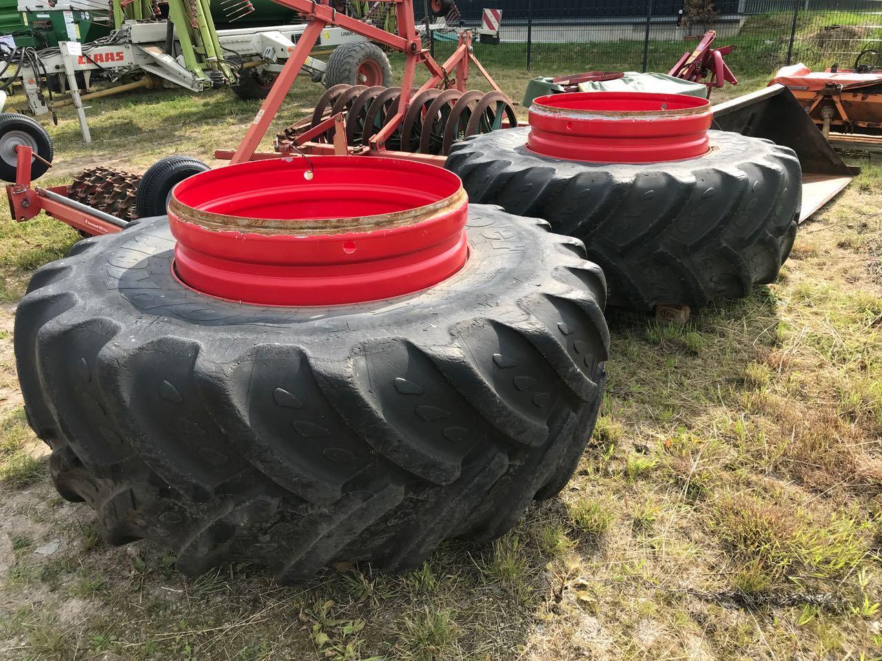 Kleber ZW-Reifen 650/85R38