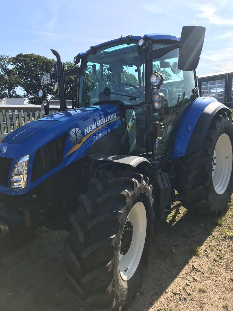 New Holland T5.95DC
