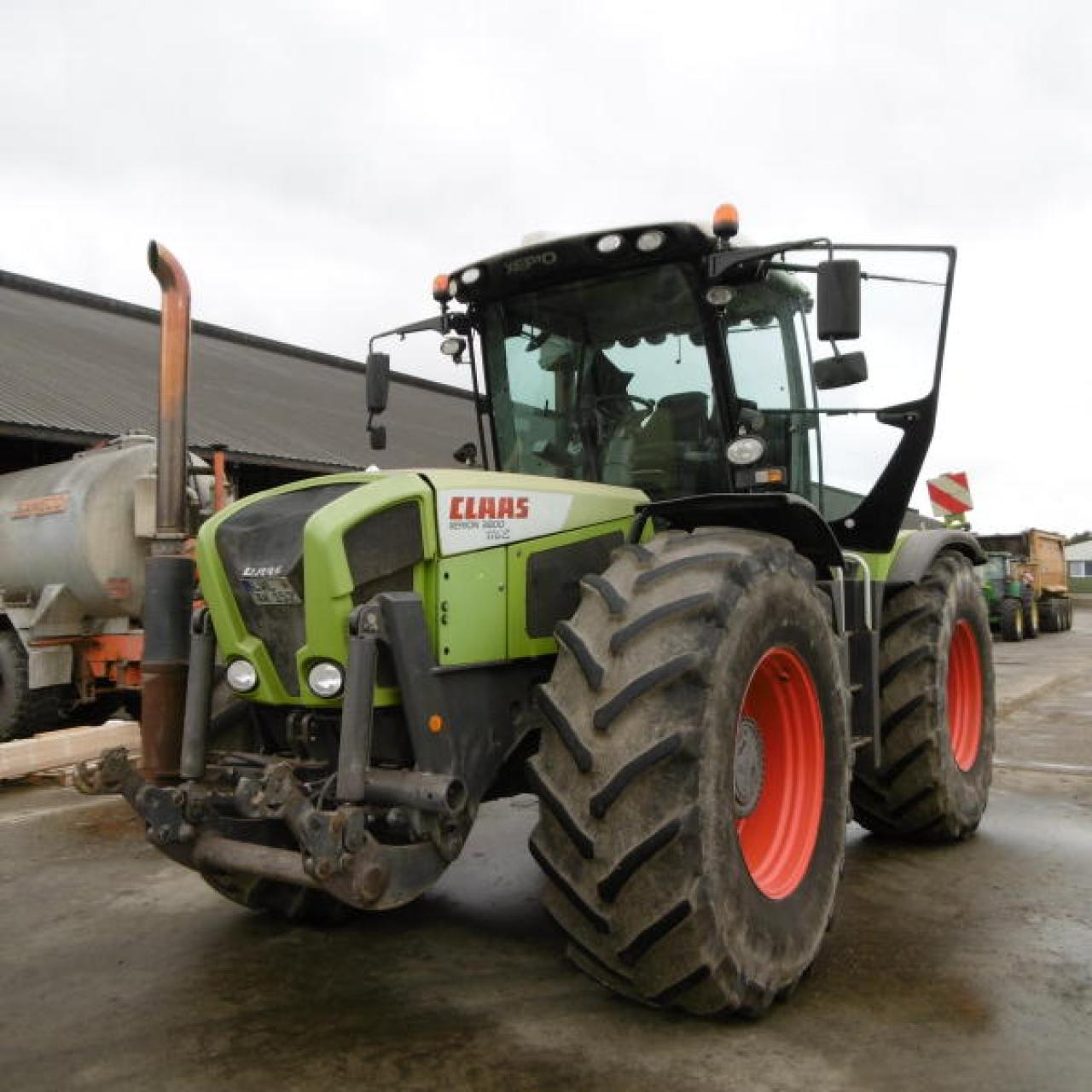 CLAAS XERION 3800 T