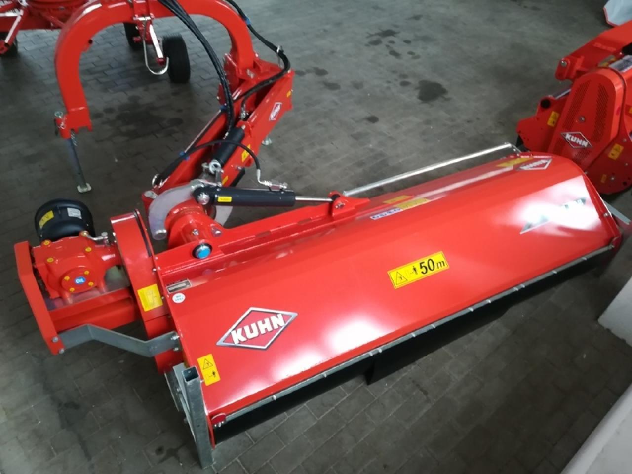 Kuhn TBE- S 262