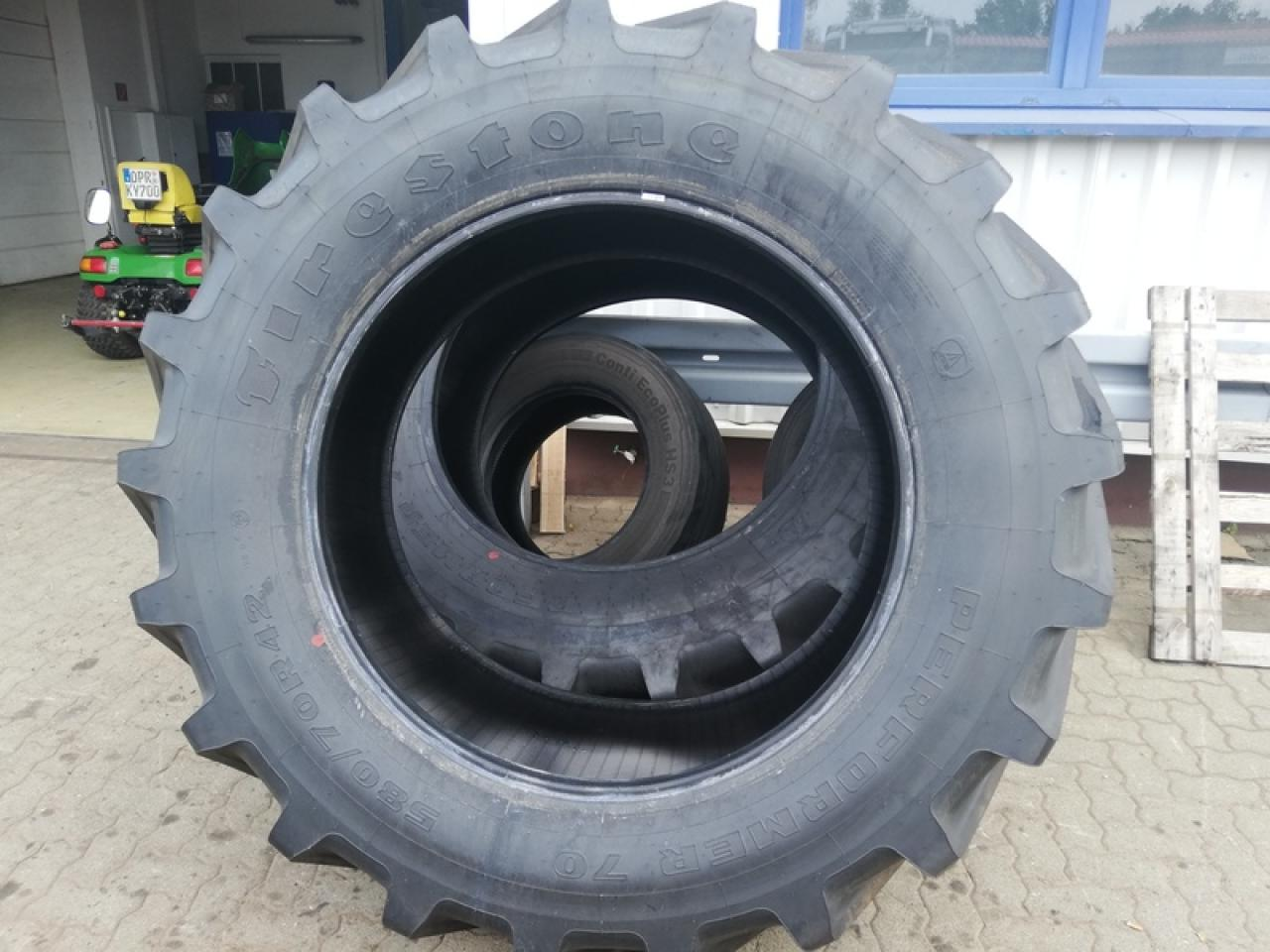 Firestone 580/70 R42