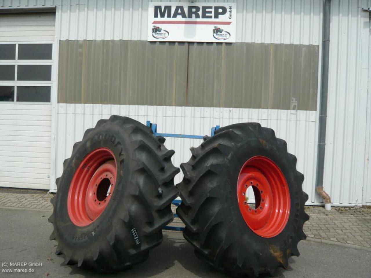 Massey Ferguson 620/75 R34, 23.1 R34 GOODYEAR