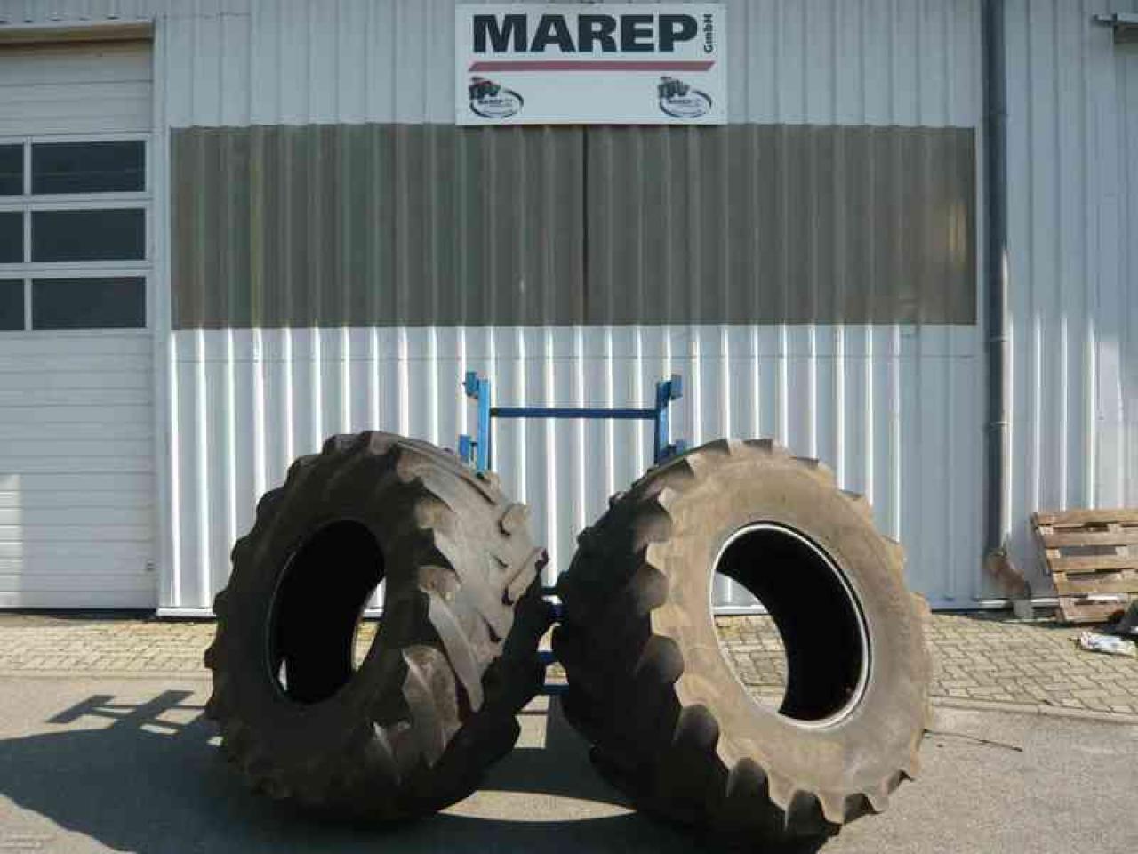 Michelin 600/70 R28 MACH X BIB