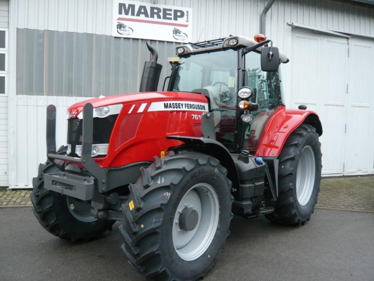 Massey Ferguson MF7615 DYNA-VT EFFICIENT