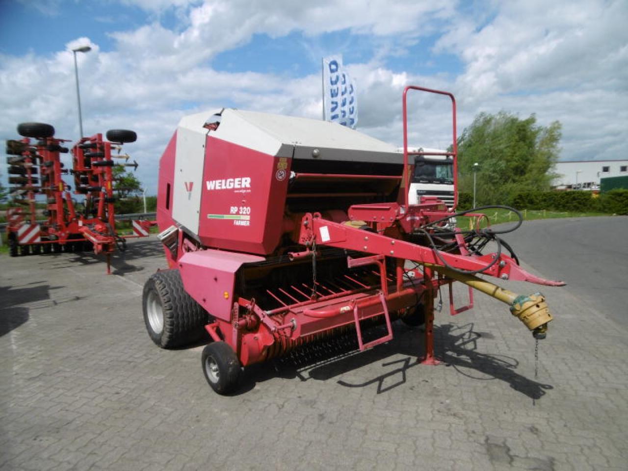 Welger RP 320 FARMER