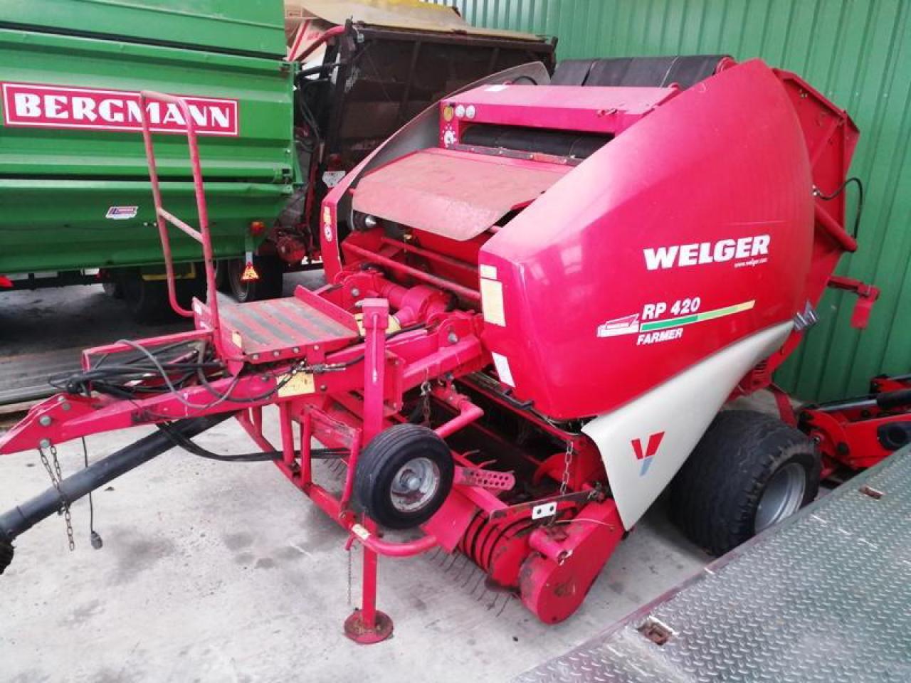 Welger RP420 FARMER