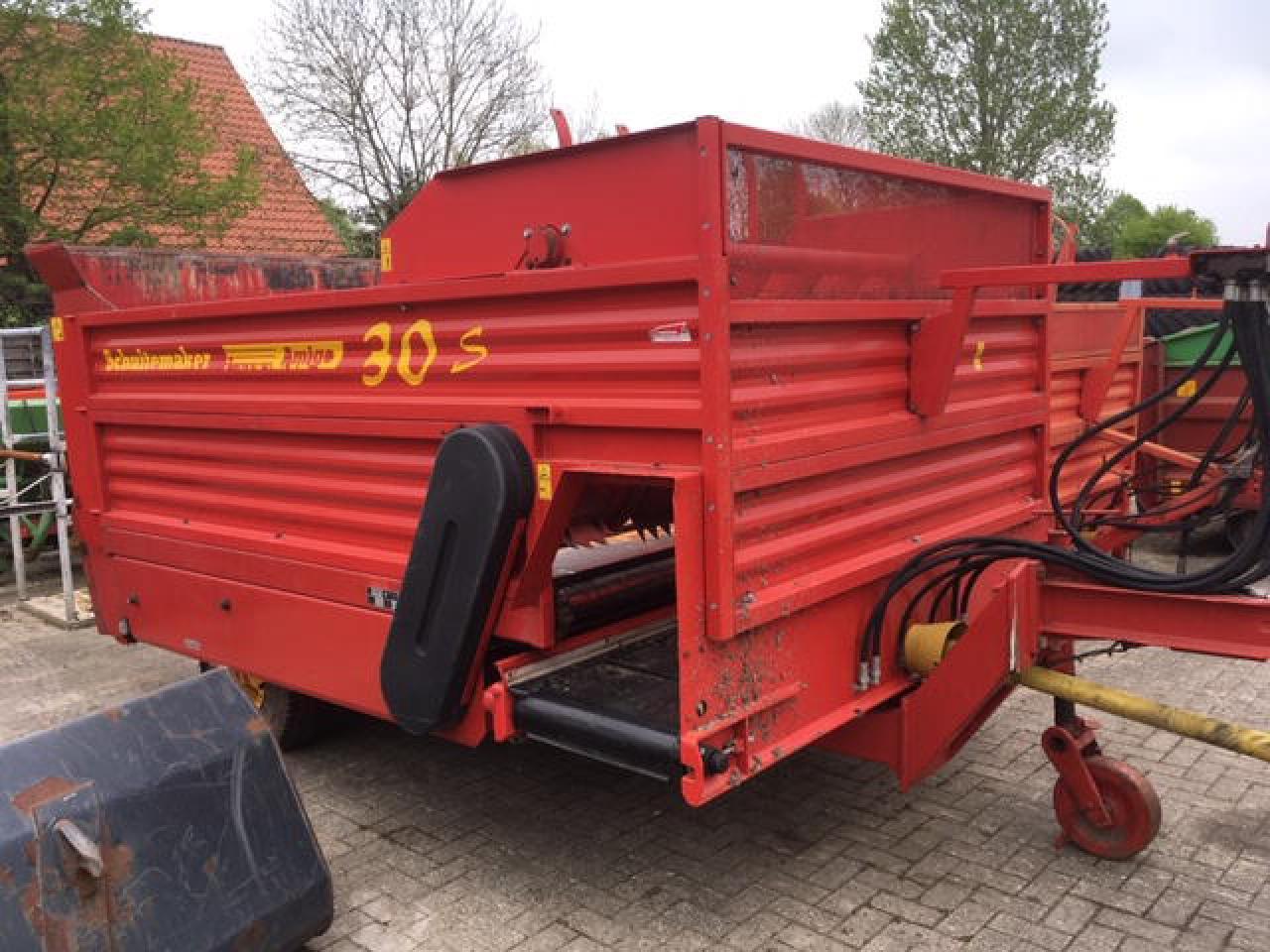 Schuitemaker SR Holland AMIGO 30S