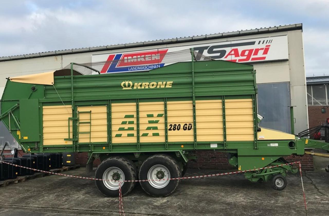 Krone AX 280 GD