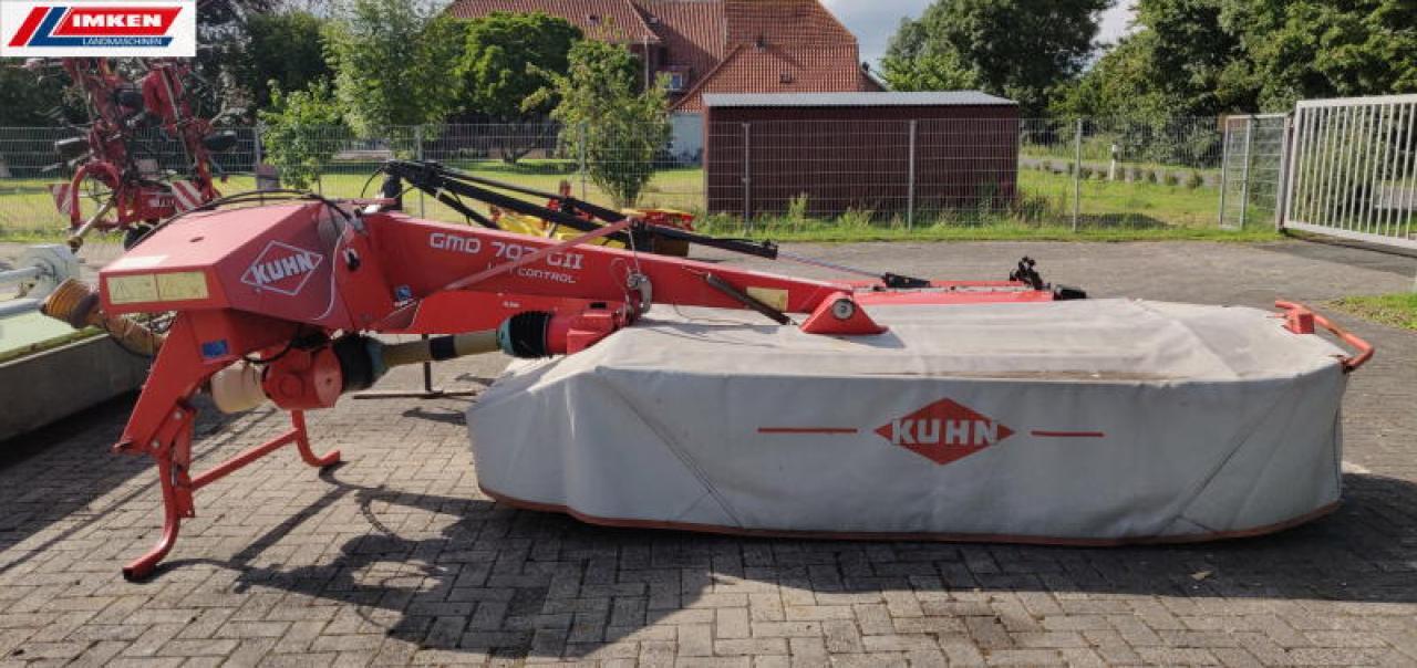Kuhn GMD702GII