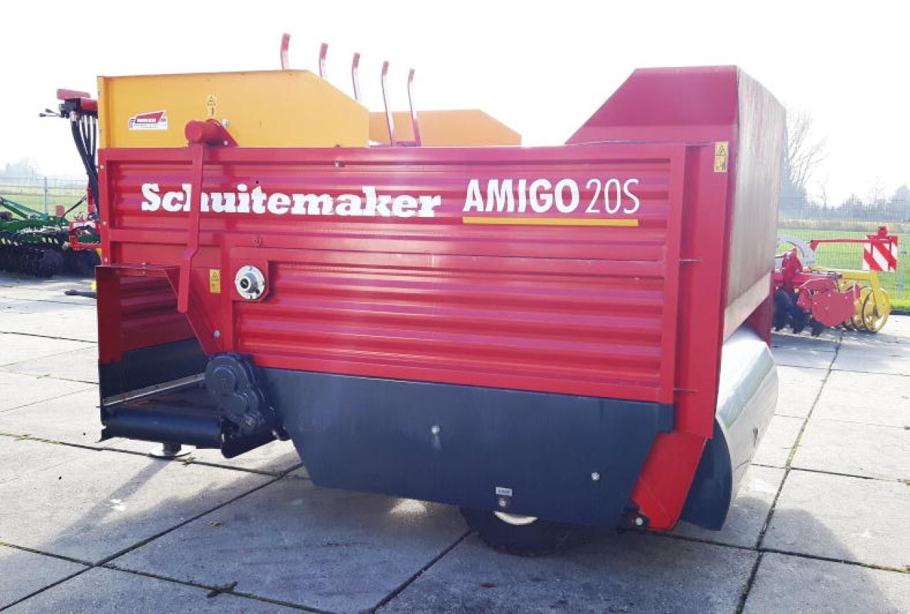Schuitemaker SR Holland AMIGO 20 S