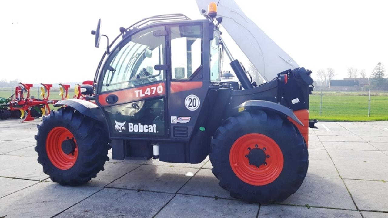 Bobcat TELELADER TL 470 HF