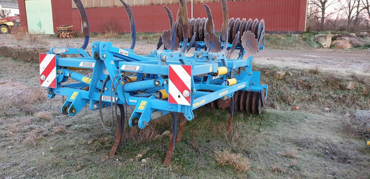 Farmet Triolent TX 380 NS