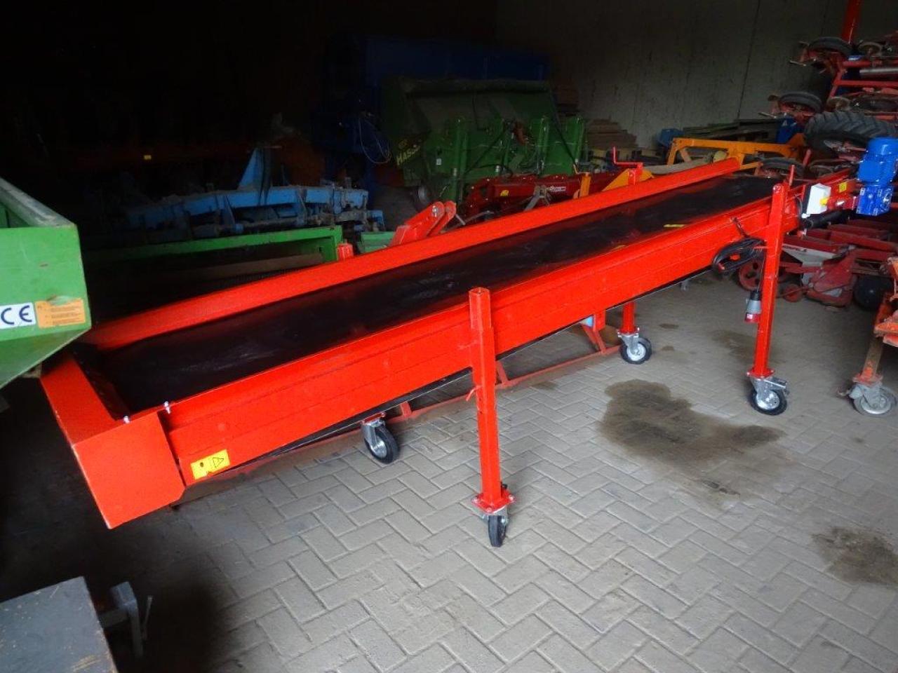 Förderband / Verleseband 4 x 0,7 m