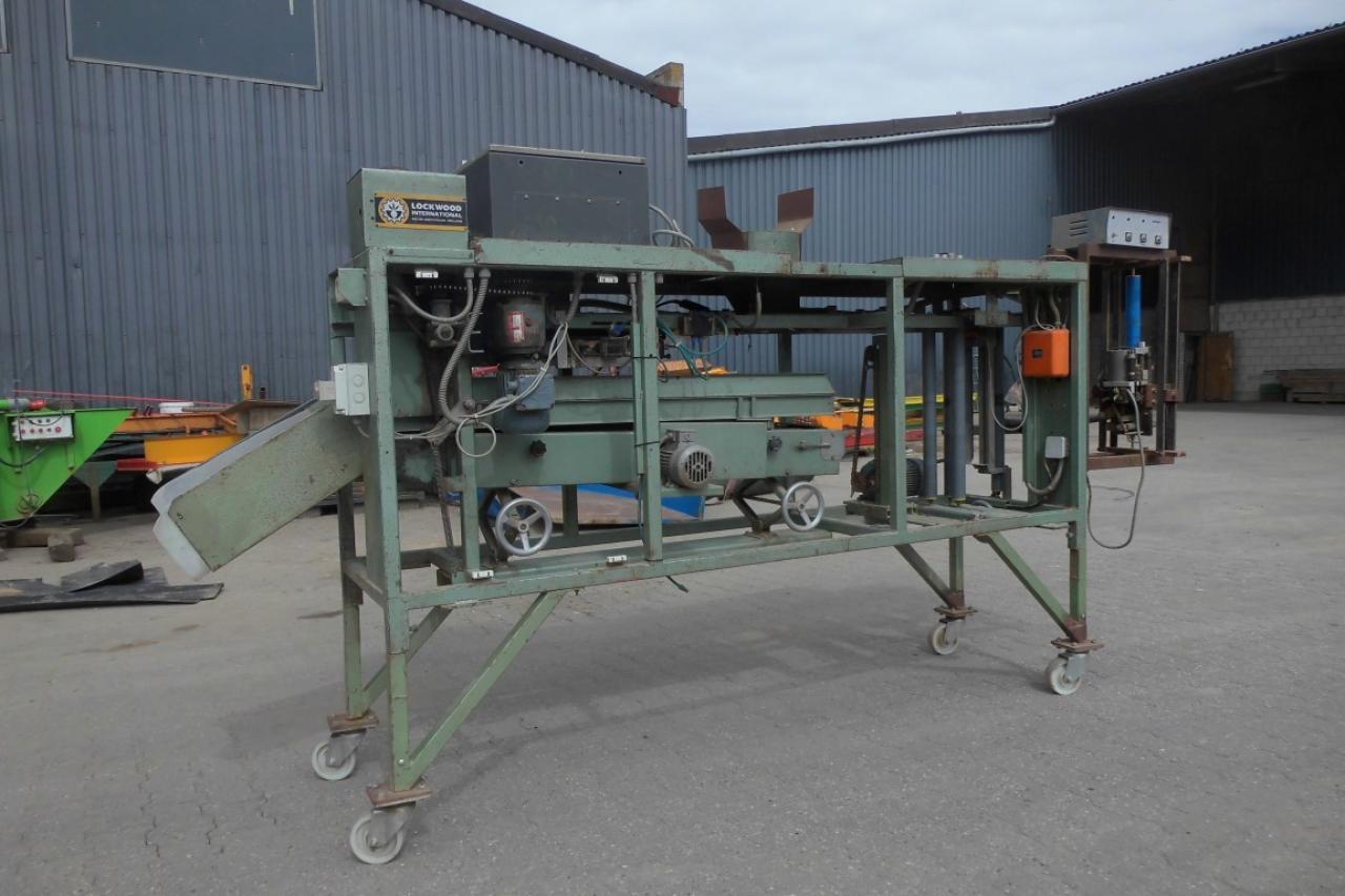 Lockwood Verpackungsautomat für Foliensäcke