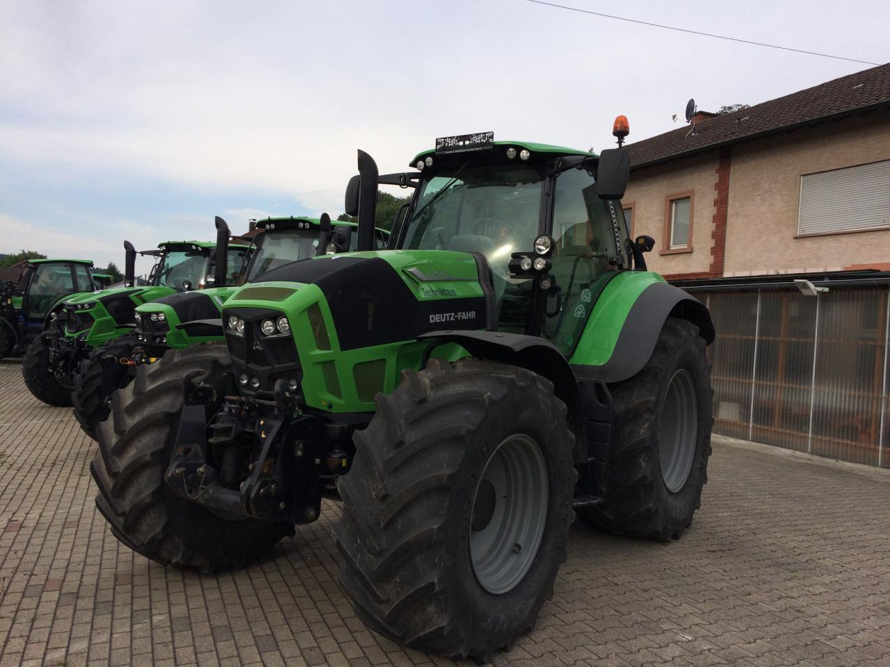 Deutz-Fahr Agrotron TTV7250