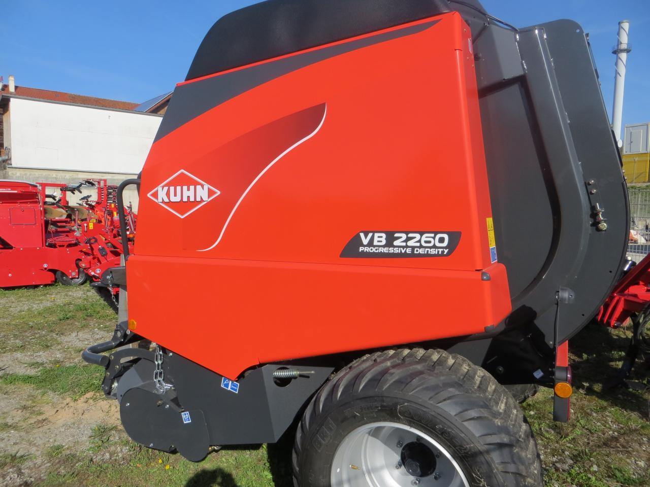 Kuhn VB 2260 Select