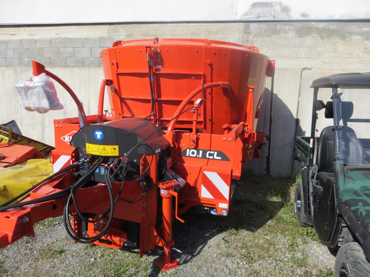 Kuhn Profile 10.1 CL